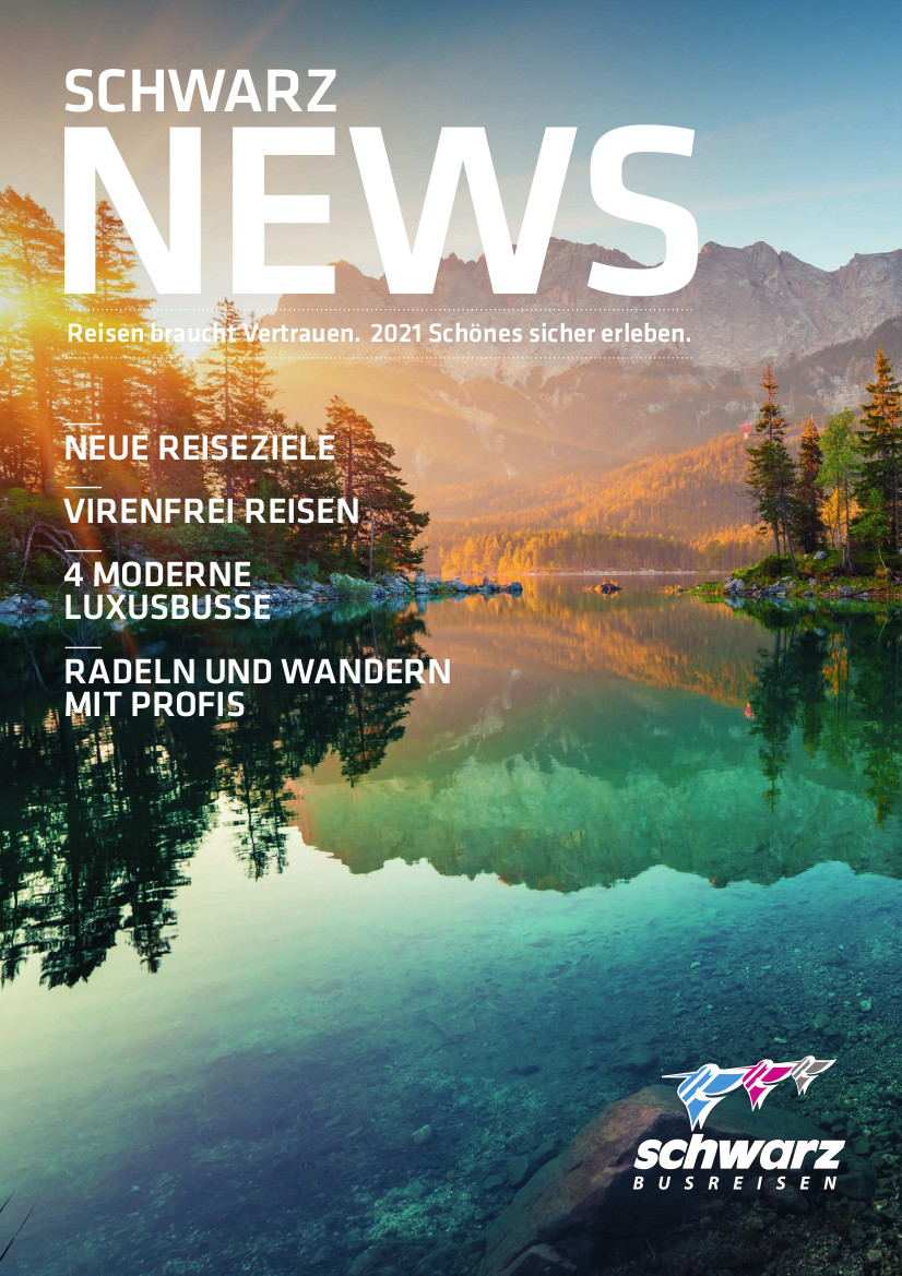 Schwarz News - Dezember 2020
